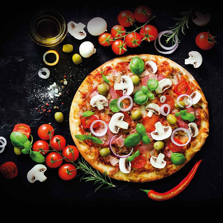 Pizza Afhaal