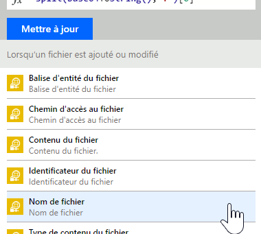 T#8 Attach Documents to CRM via flow