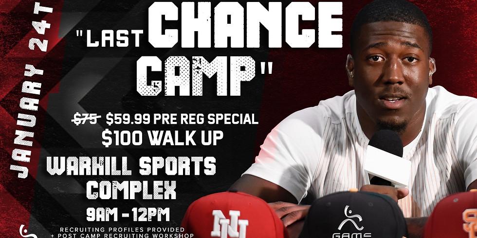 Last Chance Camp - WILLIAMSBURG , VA