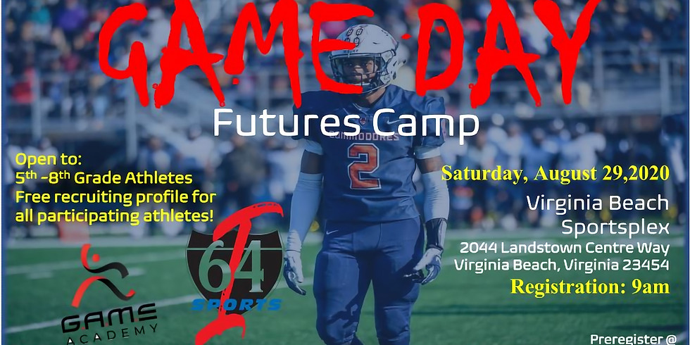 GAME DAY Futures Camp