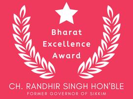 Bharat Excellent Award