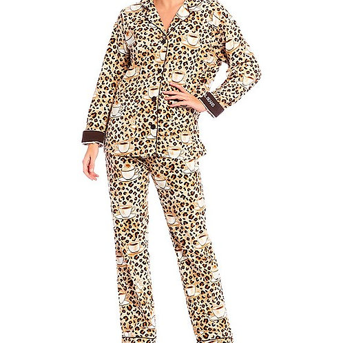 PJ Salvage Flanell Pyjama Set