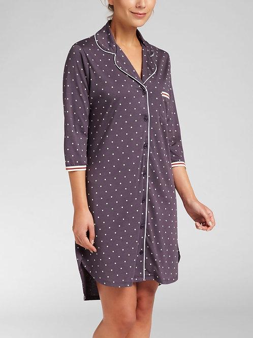 CYELL HotspotNachthemd mit Dreiviertel-Ärmel