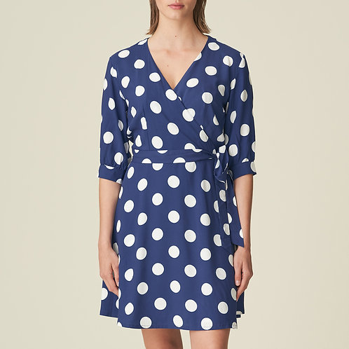Marie Jo Swim ROSALIE Kleid Monaco Blau