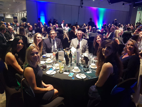 NSBA Business Builder Awards 2019