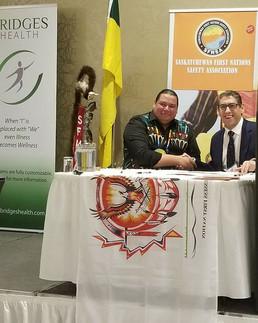 Memorandum of Understanding with the Saskatchewan First Nations Safety Association