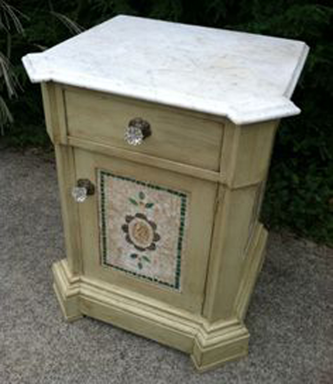 Restored Side Table