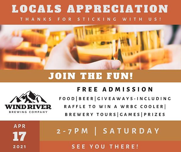 Locals Appreciation Day WRBC_Facebook Pa