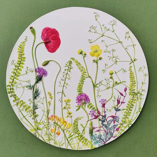 INCH MILL FLOWERS - Miriam Robinson