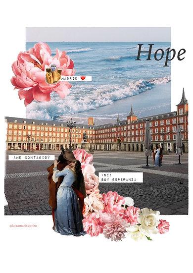 HOPE - Luisa Maria Benito