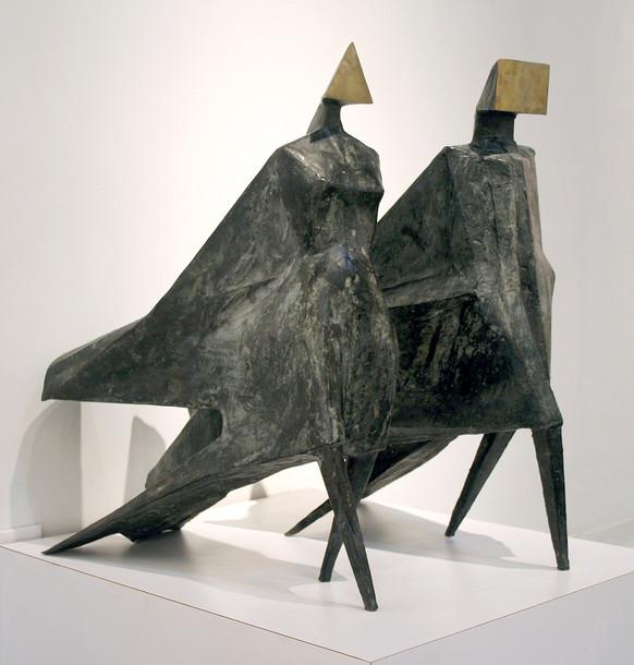 'Walking Figures'