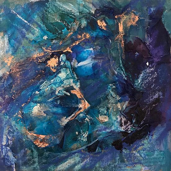 INDIGO NIGHT - Deborah Pryn