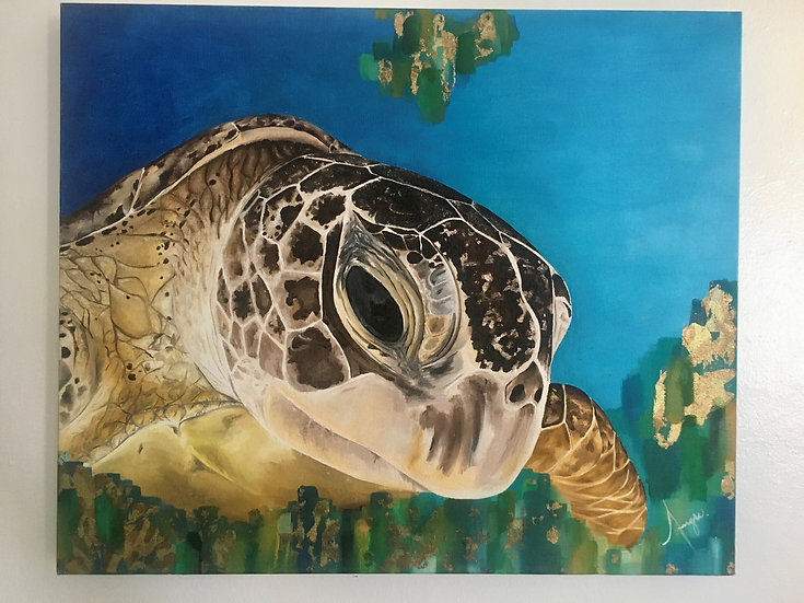 TURTLE - Angie Lavin