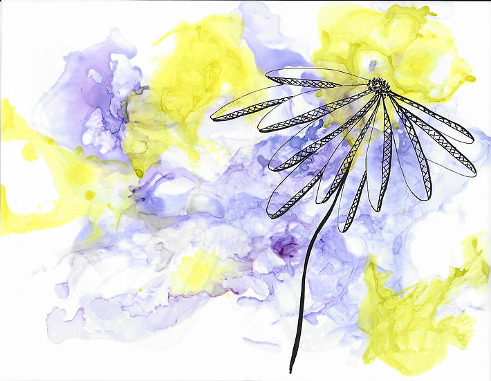 FLOWER DREAMS - Faith Simonelli