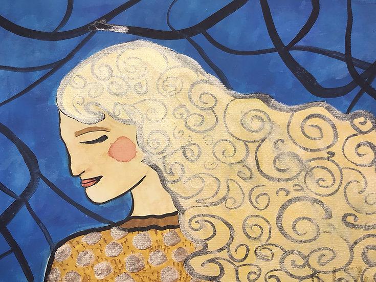 GOLD MERMAID - Nicol Maslowska