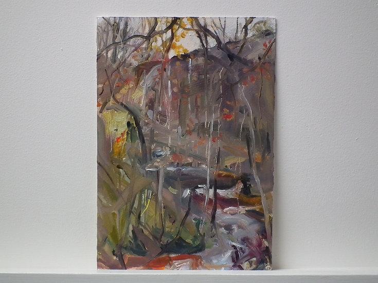 AUTUMN, BRECKNOCKSHIRE - Duncan MacDonald Johnson