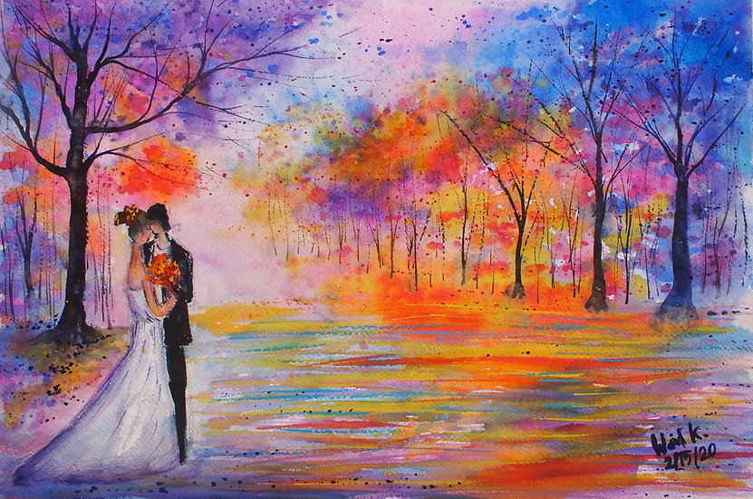 LOVE - Wanida Kaewrak