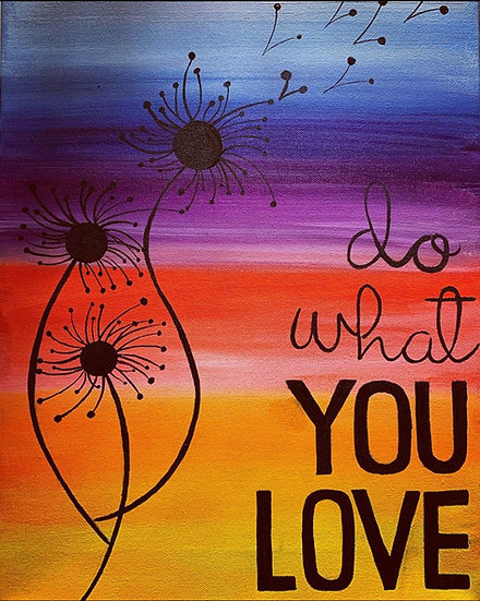DO WHAT YOU LOVE - Nicole Shepherd
