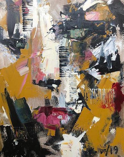 ANGELINA - Darin Wood