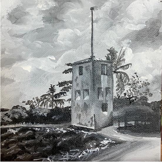 COTTON TOWER - Réna King