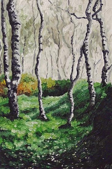 BRICH FOREST - Nora Miles