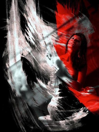 DANCING WITH MYSELF NO. I. - Rebecca Nora Sanders