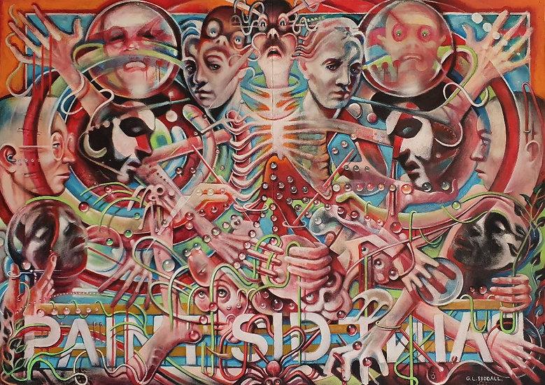 JUST PAINT SID PAINT, SPEIGELBOSE - Graham L Siddall