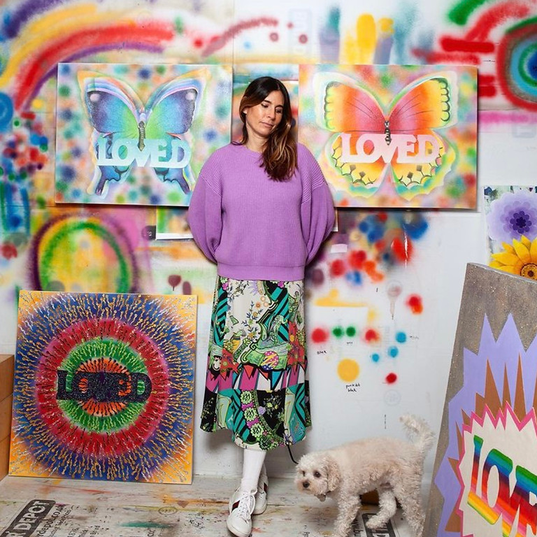 Shelly Pamensky Solo Exhibition