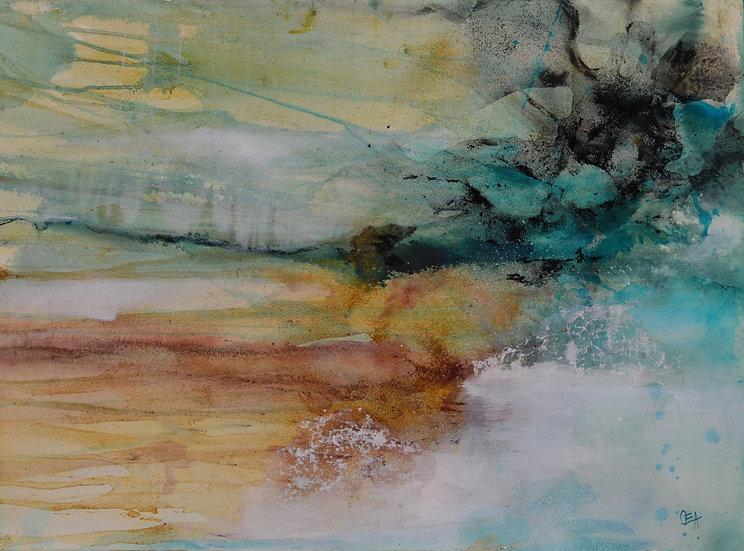 THE ECHOING SEA - Olivia Alexander