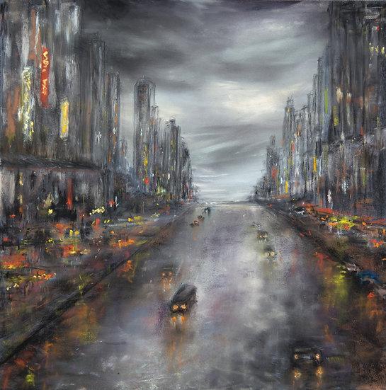 URBAN JUNGLE - Alexandra Lavizzari