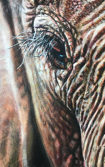 """""""OUT OF AFRICA"""" SERIES - Rosemarie Kamana"""