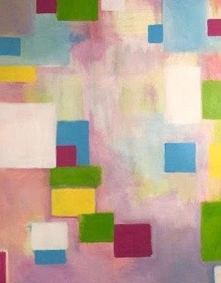 PATCHWORK QUILT - Jamie Meyers Bisel