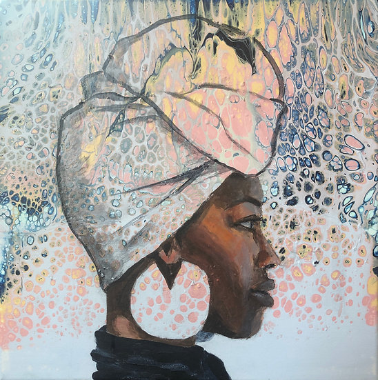 CONTEMPLATION - Robyn Thompson-Duong