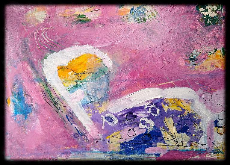 FEELING DREAMY -  Johanna Takkunen