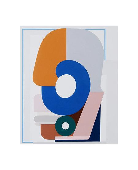 NO 5: HEAD - Sabine Stauss-Wouk