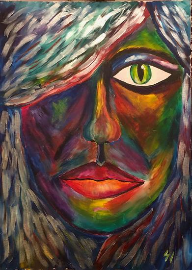 CATWOMAN - Susanna Isaksson