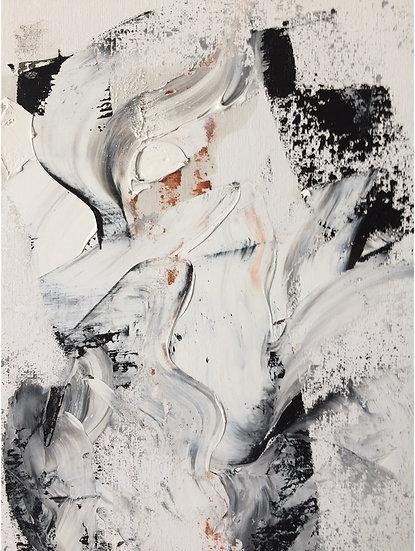 SELF PORTRAIT - Paul Dorricott