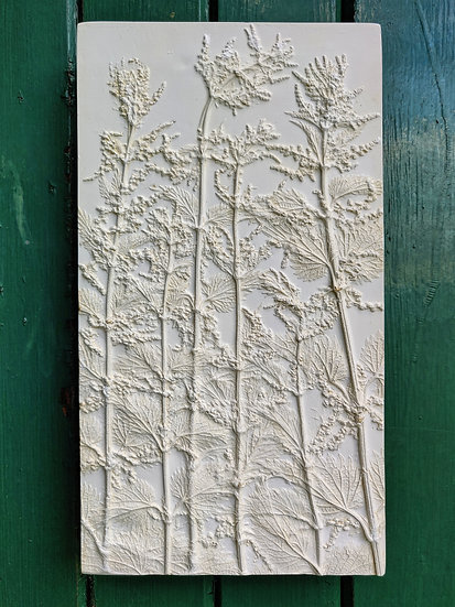NETTLES IN FLOWER - Miriam Robinson