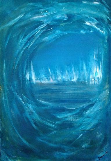 OUT, OUT INTO THE NEW LIGHT -  Johanna Takkunen