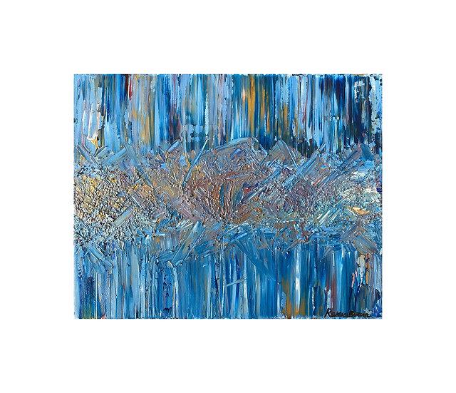 MIDNIGHT BLUES -  Raissa Boura
