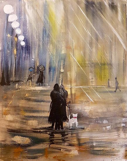 CAUGHT IN THE RAIN- Janet Jackson