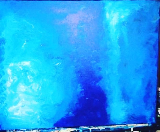 BLUE WAVE - SaJaè