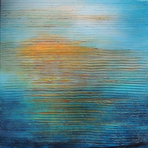 2 Monica Gewurz acrylic on canvas 24x24
