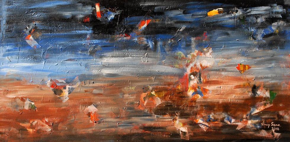 EARTH HEAVEN - Vinay Sane