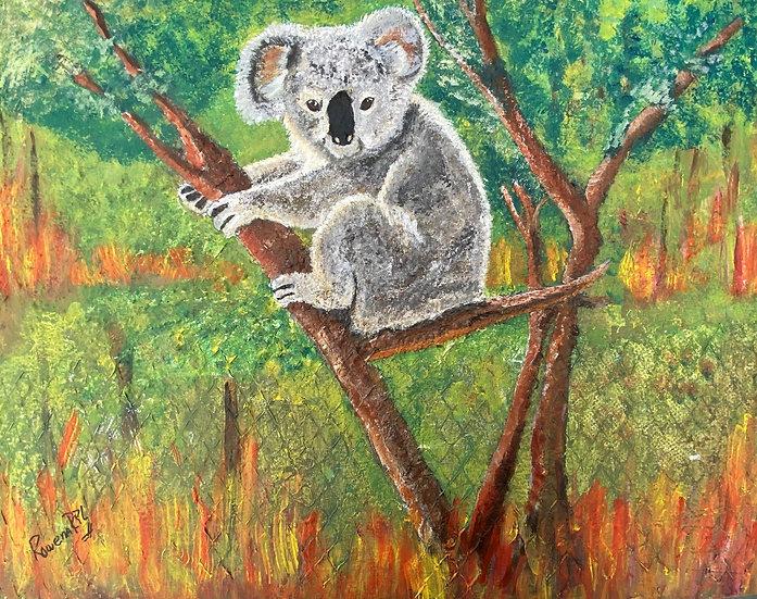 ENDANGERED: AUSTRALIAN KOALA - Rowena Rizo-Patron