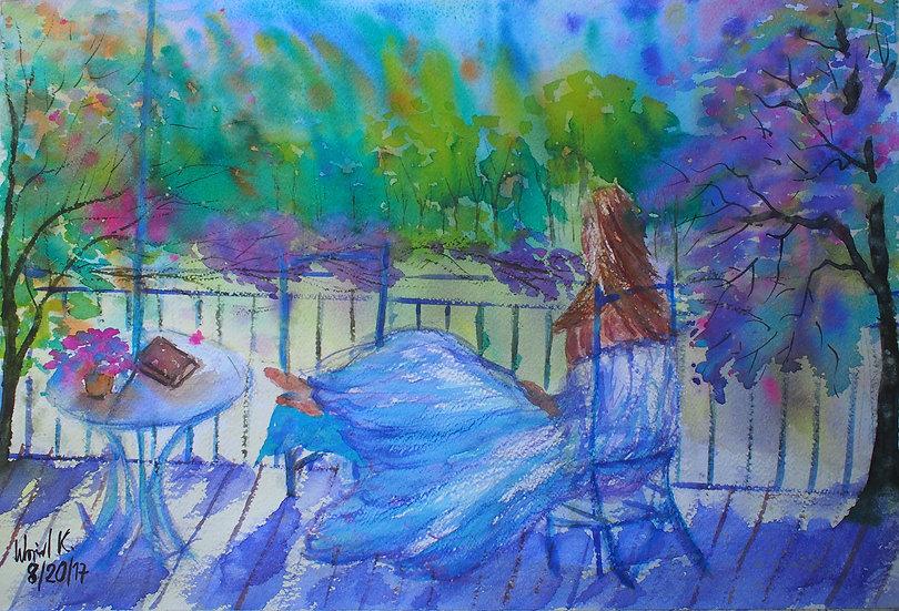 DREAM FOR A BEAUTIFUL DREAM - Wanida Kaewrak