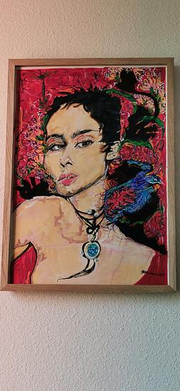 DEMAIN - Saba Coquillard art