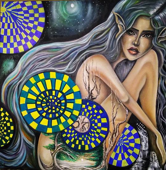 WHEEL OF TIME - Meghan Basi