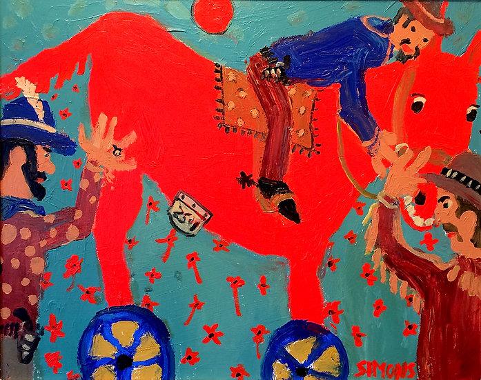 FESTUS THE MECHANICAL HORSE - Brian Simons