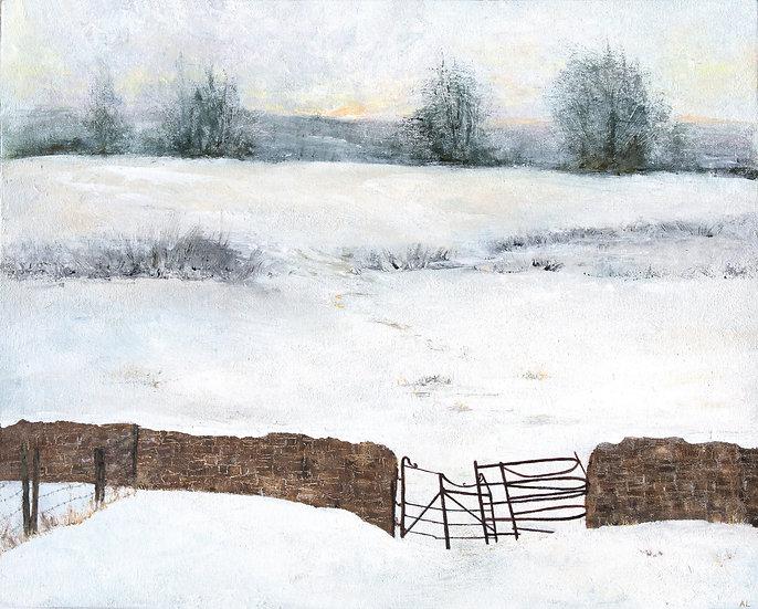 THE OLD GATE - Alexandra Lavizzari